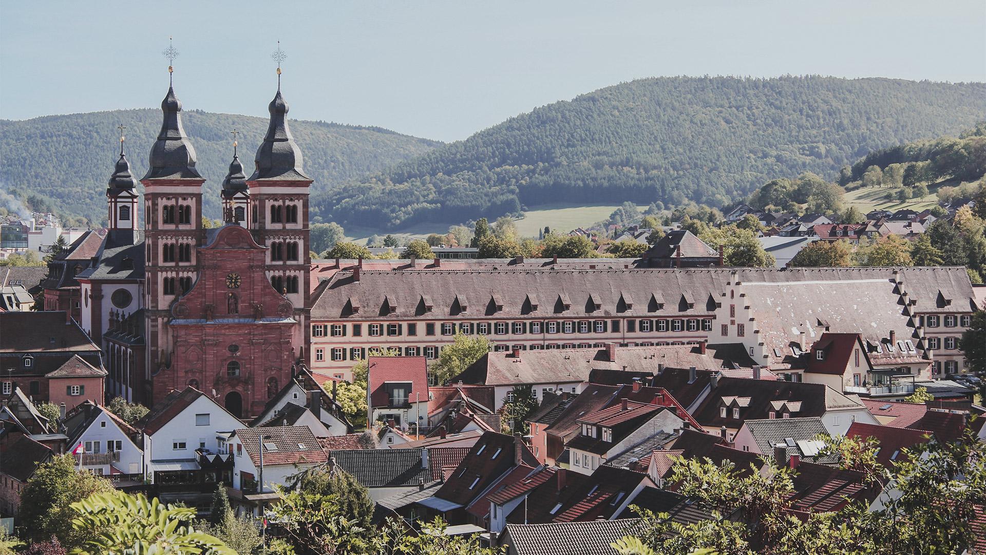 Amorbach Kultur 1920