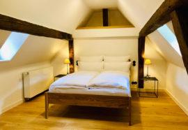 Fischerhaus Schlafzimmer