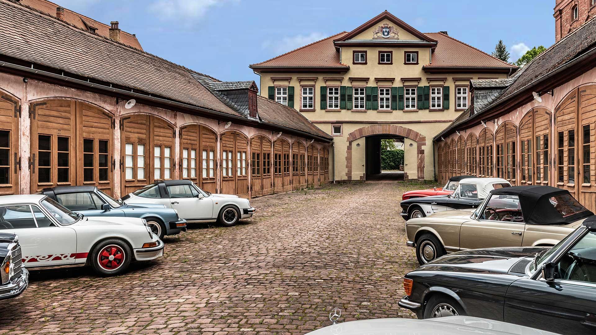 Oldtimer Odenwald