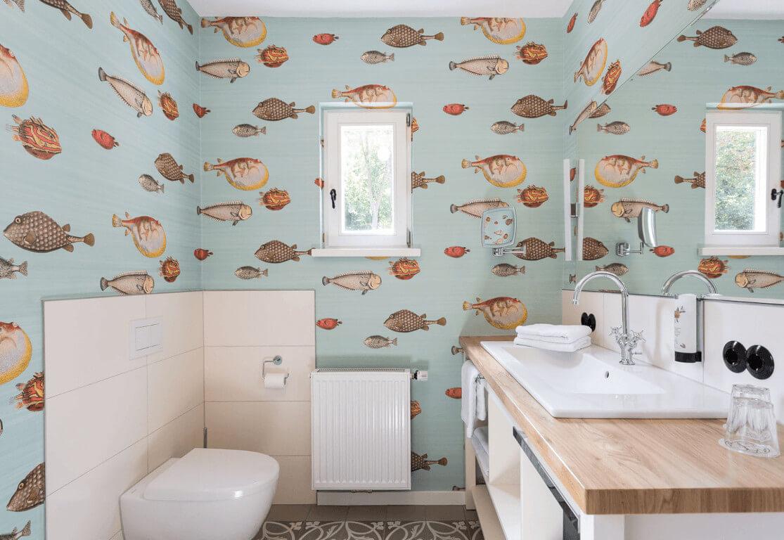 Fischerhaus Badezimmer