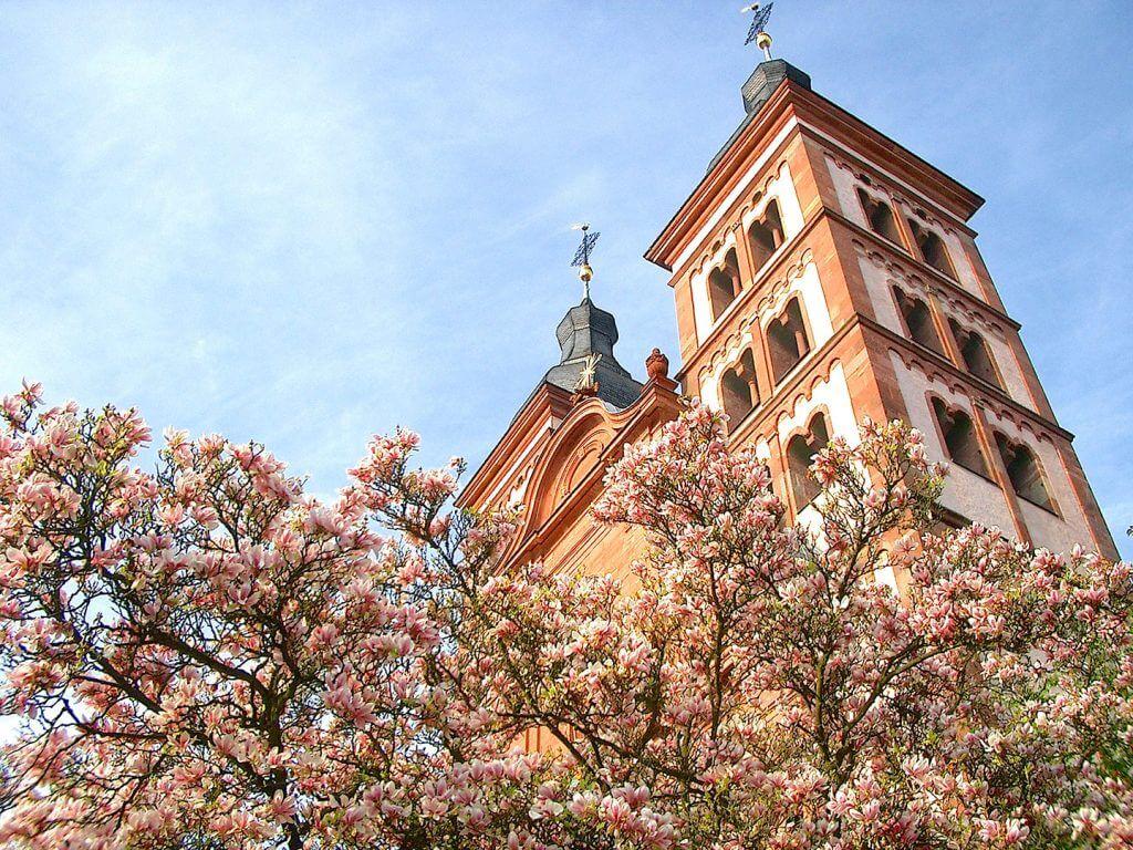 Heiraten im Schloss Abteikirche
