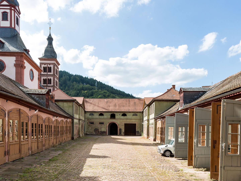 Hochzeitslocation im Odenwald Marstall